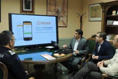 Zafra pone en marcha el pago del estacionamiento limitado desde el móvil