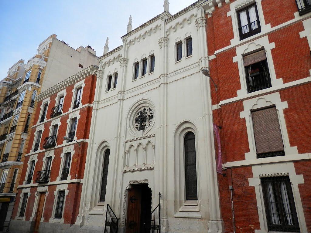 Restaurada la Catedral Anglicana del Redentor