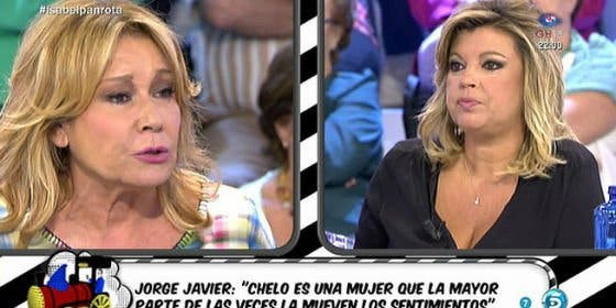 """Mila Ximénez les da con la mano abierta a las Campos por su doble moral y el miedo que provocan en T5: """"Detesto el cinismo"""""""