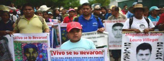 México: forenses argentinos confirman que los 43 estudiantes de Ayotzinapa no fueron incinerados