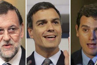 Órdago a lo grande: Rajoy le ofrece la vicepresidencia a Rivera y Sánchez