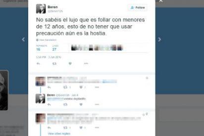 Identificado al responsable de dos perfiles de Twitter desde los que se exaltaba la violencia de género y enaltecía el terrorismo