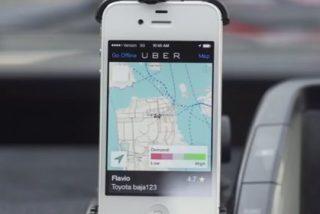 Prohibir servicios como Uber empobrece en 1.000 euros a cada español