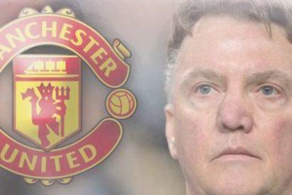 """Van Gaal: """"Si el Manchester United hablara con Mourinho para sustituirme, me lo diría"""""""