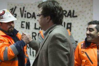 Vara afirma que Extremadura combatirá con todas sus fuerzas el cierre de la mina de Aguablanca