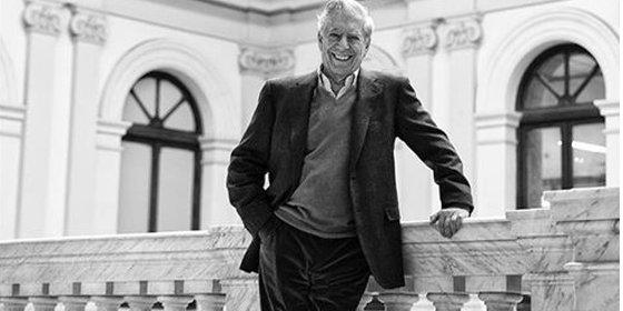 """Mario Vargas Llosa: """"El erotismo enriquece el amor, el placer y la relación de los amantes"""""""
