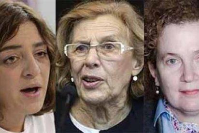 Carmena pone a Madrid a la altura de una república bananera...y castrista
