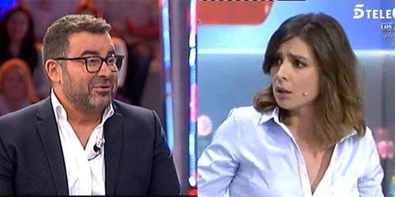 Jorge Javier Vázquez y Sandra Barneda se llevan a matar. ¿Por qué?