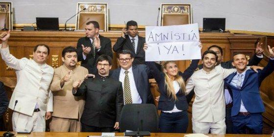 El Parlamento de Venezuela aprueba la Ley de Amnistía para liberar a los presos políticos