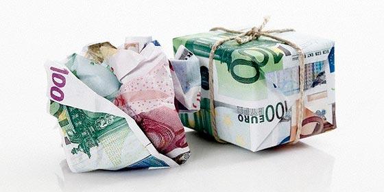 El poder de compra del salario medio en España aumenta un 0,9% en el cuarto trimestre de 2015