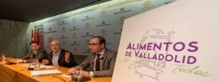 La Diputación de Valladolid promoverá la marca de calidad 'Alimentos de Valladolid'