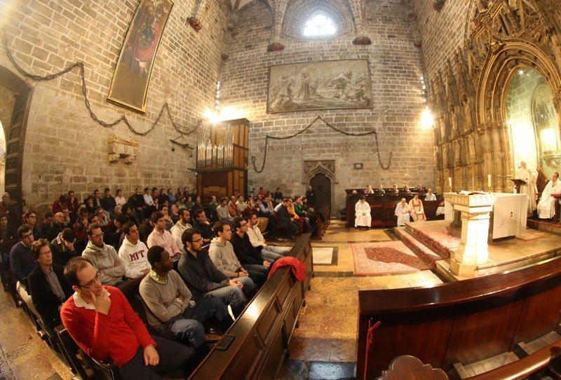 """Carlos Osoro: """"Queridos cristianos, ayudadme a sostener el seminario"""""""
