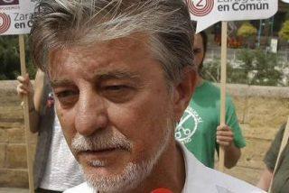 Pedro Santisteve, el alcalde de la gomina, lleva 101 días sin solucionar la huelga de autobuses en Zaragoza