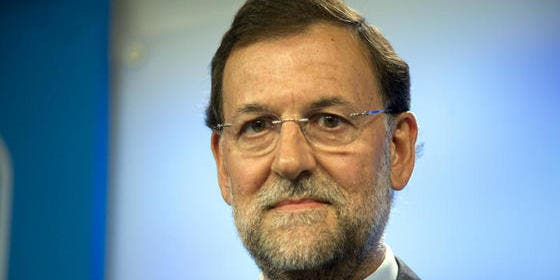 Mariano Rajoy: «Mi idea es llamar a Sánchez; si quiere venir con Albert Rivera, que venga»