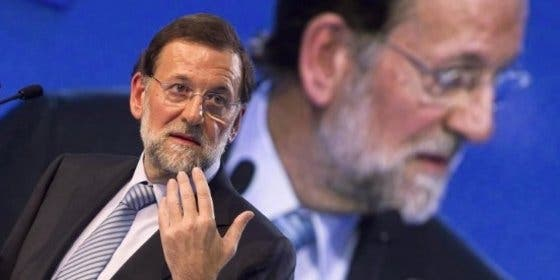 Mariano Rajoy se viene arriba convencido de que Albert Rivera ha cometido un error de principiante