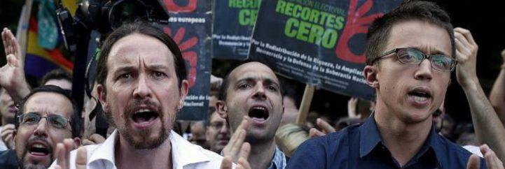 ¿Se resquebraja el mito de Podemos?