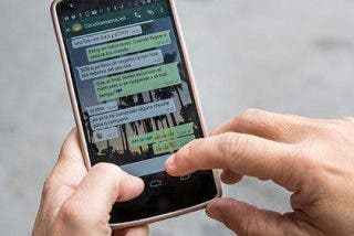 WhatsApp corrige el error que hacía perder memoria a los iPhone