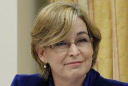 Belén Romana: Los accionistas del Santander ratifican el 'fichaje' de la expresidenta de la Sareb