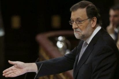 Mariano Rajoy tira de su bachillerato en los Jesuitas y va del rigodón a los Toros de Guisando