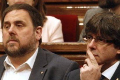 El riesgo de Cataluña se dispara en pleno 'coqueteo' de los independentistas con el default
