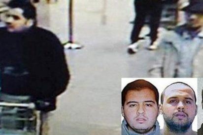 Atrapan a Najim Laachraoui, el terrorista del 'sombrerito' en la mtanza a tres del aeropuerto Bruselas