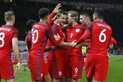Una valienta Inglaterra remonta en el Olímpico de Berlín (2-3) a la orgullosa Alemania