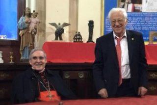 """Cardenal Sistach: """"El Padre Ángel es de esos carismas inteligibles porque hablan de amor"""""""