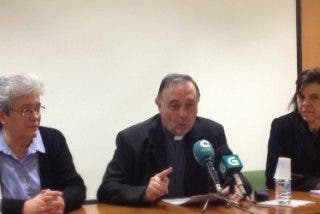 """Luis Ángel de las Heras: """"Creo que tengo que ser un obispo misionero"""""""