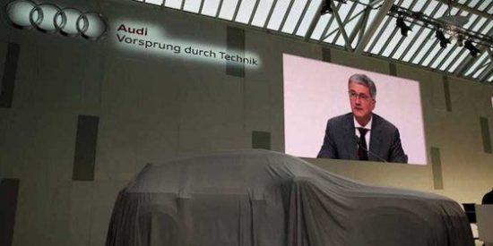 "El ""dieselgate"" rebaja las cuentas de Audi"