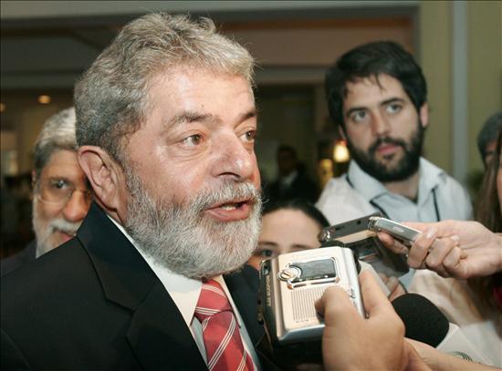 El zasca tuitero a Pablo Iglesias: ¿te acuerdas cuándo jaleabas a Lula Da Silva?