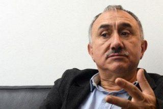 El 'independentista' Alvarez, elegido secretario general de UGT en sustitución de Cándido Méndez