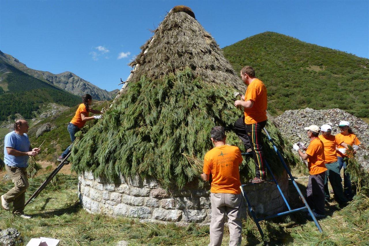 El programa de Voluntariado Ambiental oferta cerca de 1.700 plazas