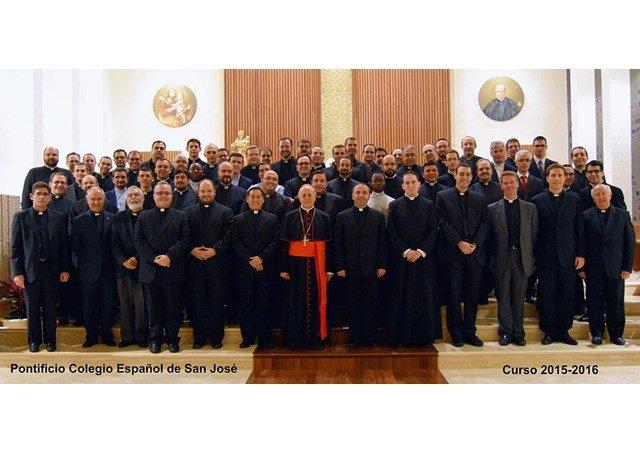 Nueva web del Pontificio Colegio Español de San José de Roma