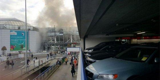 El Ibex amplía las pérdidas hasta cerca del 2% tras las explosiones en Bruselas