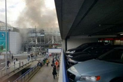 El aeropuerto de Bruselas-Zaventem seguirá cerrado este miércoles tras los atentados
