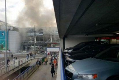Un brutal atentado terrorista provoca una masacre en el aeropuerto de Bruselas