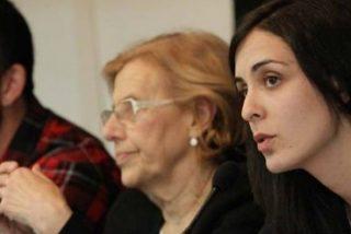 La solidaridad de Podemos: Carmena sigue cobrando lo mismo que Botella y los podemitas donan a sus partidos