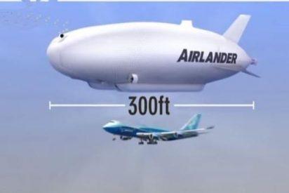 La mayor aeronave del mundo está a punto de despegar