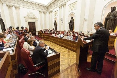 Álava pide al Ministerio de Justicia información sobre las inmatriculaciones de la Iglesia