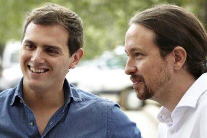 Ciudadanos arrebata el tercer puesto a Podemos