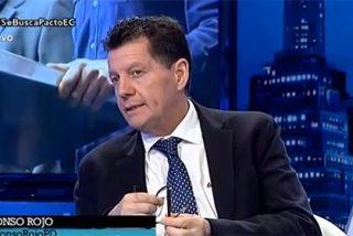 """Alfonso Rojo sobre Luis de Guindos y su reunión secreta con Junqueras: """"Ha sido un poco pardillo"""""""