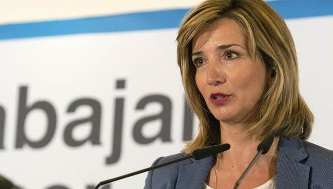 Alicia García aboga por el avance en igualdad laboral