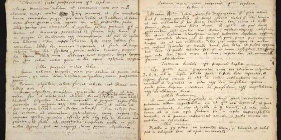 La fórmula secreta de Newton para lograr la ansiada piedra filosofal