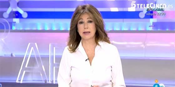 """Ana Rosa Quintana estalla contra los líderes políticos: """"¡Estoy hasta las narices! ¡Nos están tomando el pelo!"""""""