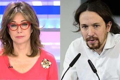 """Ana Rosa reparte cera: """"Lo que ha hecho Iglesias con Sergio Pascual es muy leninista"""""""
