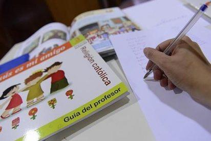 Aragón reduce la carga lectiva de la clase de Religión al mínimo legal