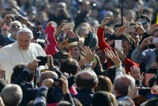 """El Papa pide a la gente que repita tres veces: """"Dios es más grande que nuestro pecado"""""""