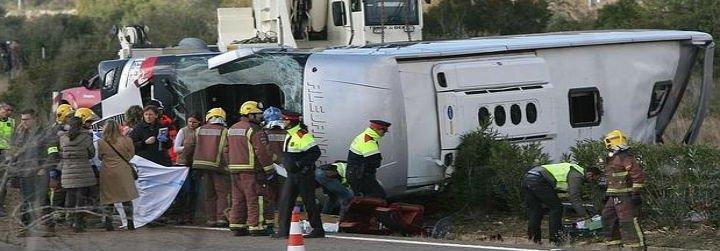 Condolencias del arzobispo de Barcelona por las víctimas del accidente de tráfico de Freginals