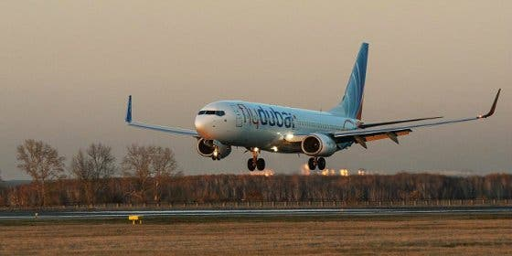 El impactante vídeo inédito de la caída en picado del Boeing 737-800