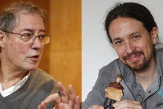"""La académica 'zasca' de Félix de Azúa sobre Pablo Iglesias: """"Es un cursi y un ignorante"""""""